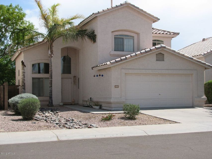 443 W Bolero Drive, Tempe, AZ 85284