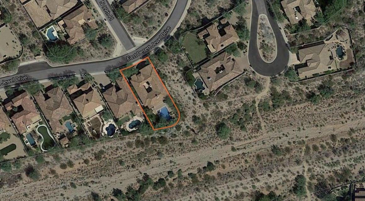 Photo of 9899 E DESERT JEWEL Drive, Scottsdale, AZ 85255