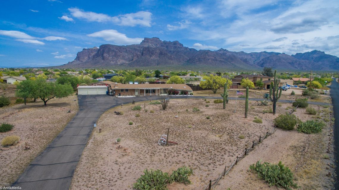 MLS 5599334 5460 E 10th Avenue, Apache Junction, AZ 85119 Apache Junction AZ One Plus Acre Home