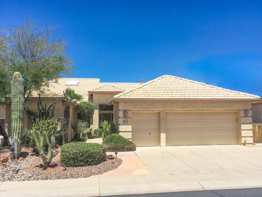 400 W CHERRYWOOD Drive, Sun Lakes, AZ 85248