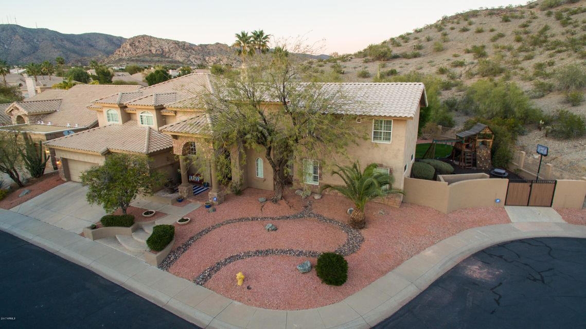 1464 E AMBERWOOD Drive, Phoenix, AZ 85048