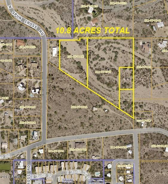 38XXX N SPUR CROSS Road, Cave Creek, AZ 85331