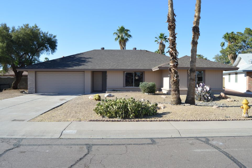 4414 W CALAVAR Road, Glendale, AZ 85306