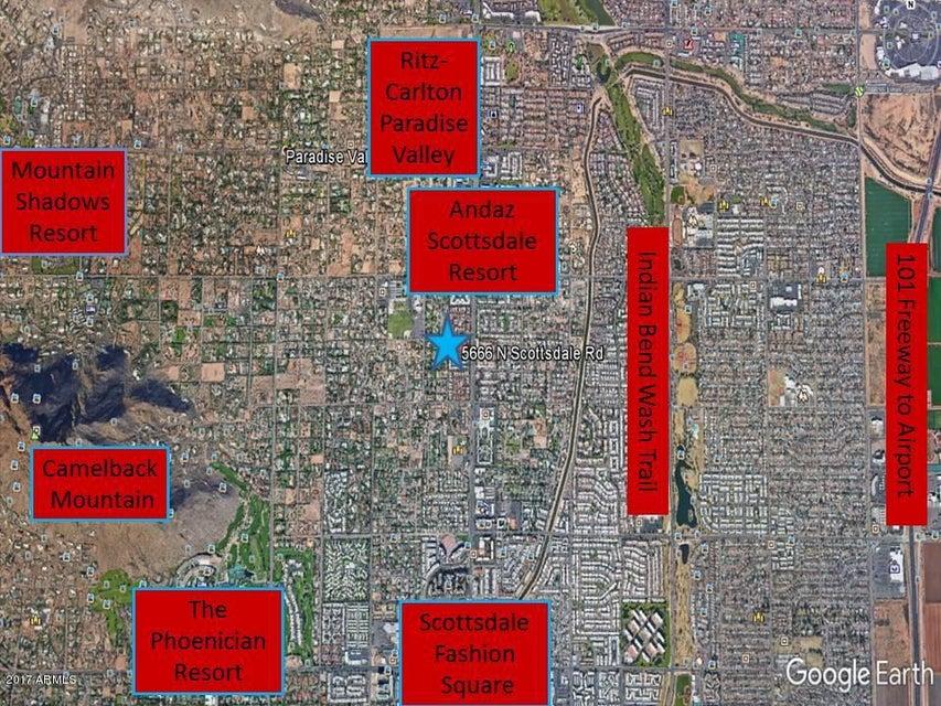 5666 N SCOTTSDALE Road Paradise Valley, AZ 85253 - MLS #: 5580593