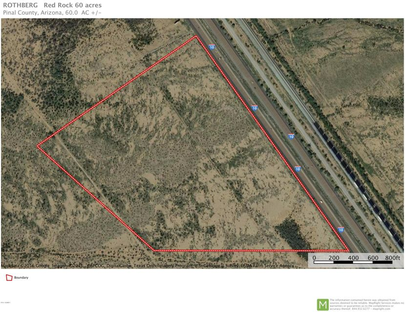 S I-10 Highway Lot 0, Red Rock, AZ 85145
