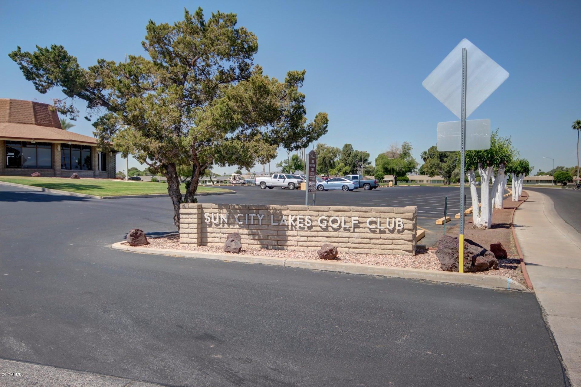 MLS 5602455 10306 W TALISMAN Road, Sun City, AZ Sun City AZ Scenic