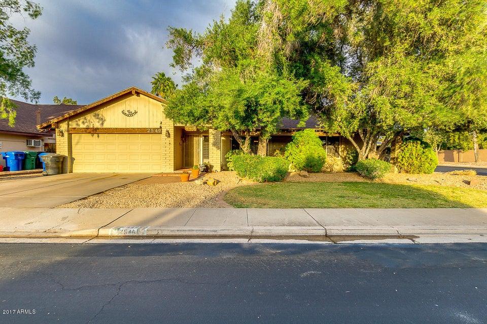 2549 S MOLLERA Circle, Mesa, AZ 85210