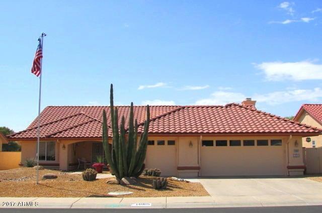 14005 W PAVILLION Drive, Sun City West, AZ 85375