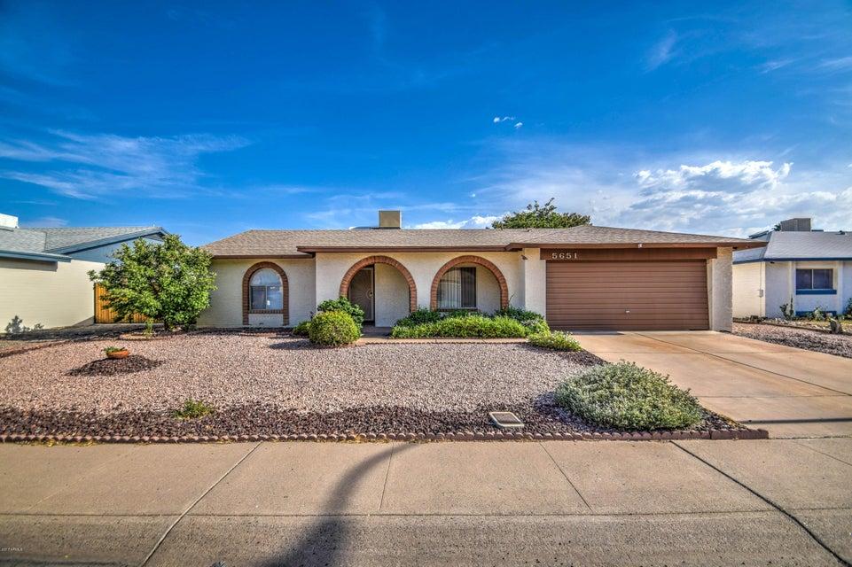 5651 W Crocus Drive, Glendale, AZ 85306
