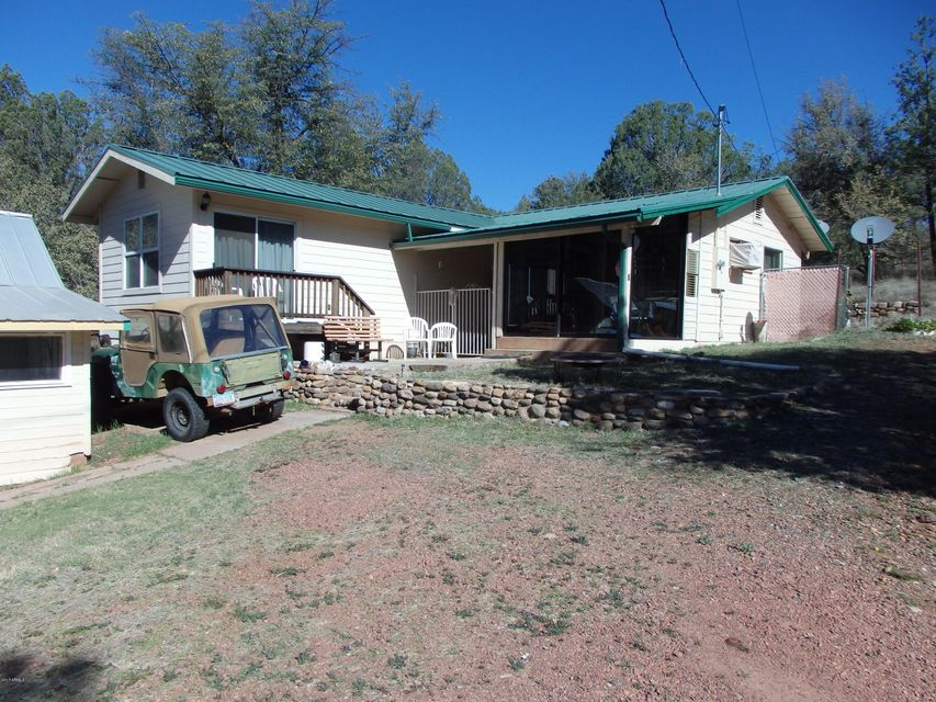 MLS 5602125 1655 N FLOWING SPRINGS Road, Payson, AZ Payson Horse Property for Sale
