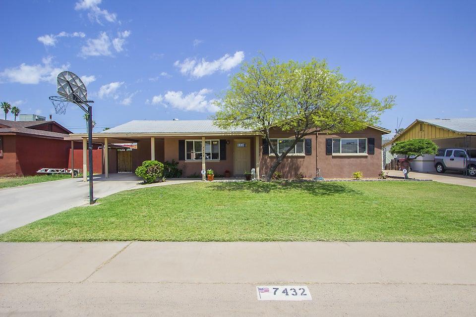 7432 E LATHAM Street, Scottsdale, AZ 85257