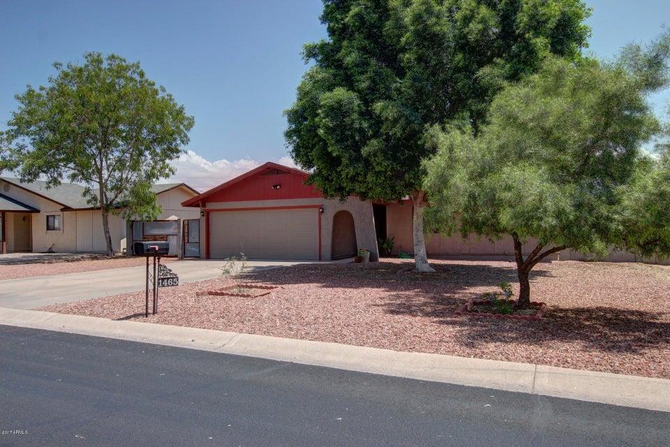 1465 S PADRE Road, Apache Junction, AZ 85119