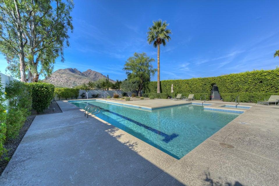 MLS 5608475 5101 N CASA BLANCA Drive Unit 16, Paradise Valley, AZ Paradise Valley AZ Gated