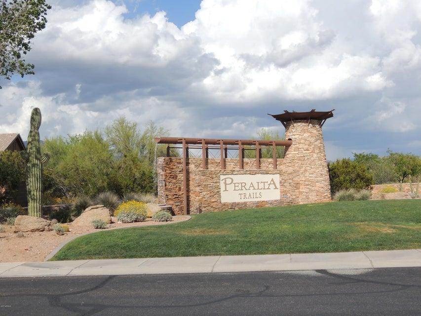 MLS 5562127 9829 E WINDY PASS Trail, Gold Canyon, AZ Gold Canyon AZ Gated