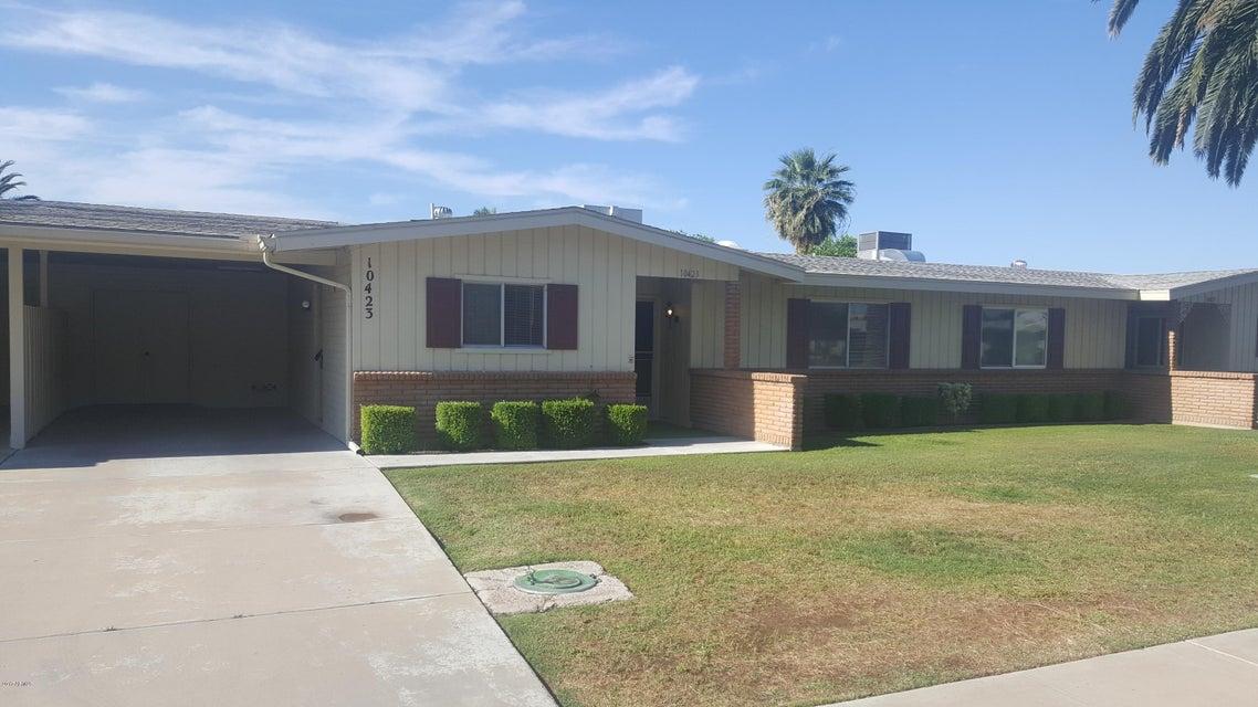 10423 W DEANNE Drive, Sun City, AZ 85351