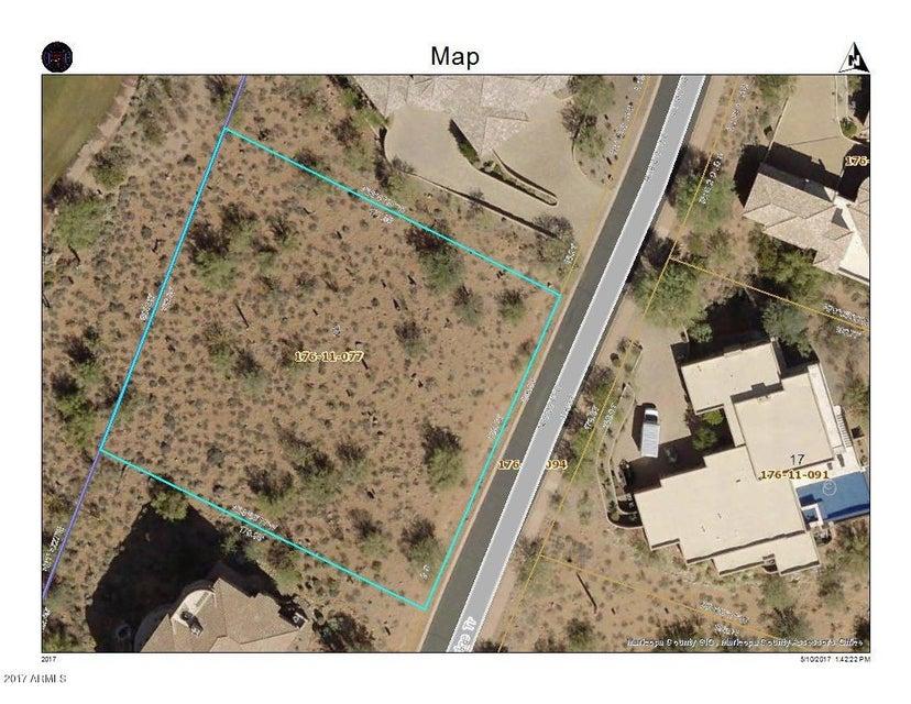 9644 N COPPER RIDGE Trail Lot 3, Fountain Hills, AZ 85268