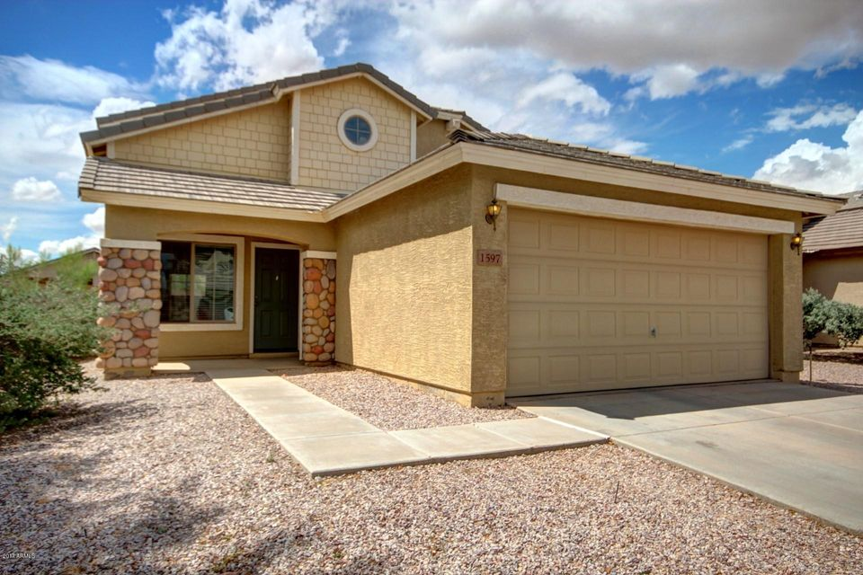 1597 W QUICK DRAW Way, Queen Creek, AZ 85142