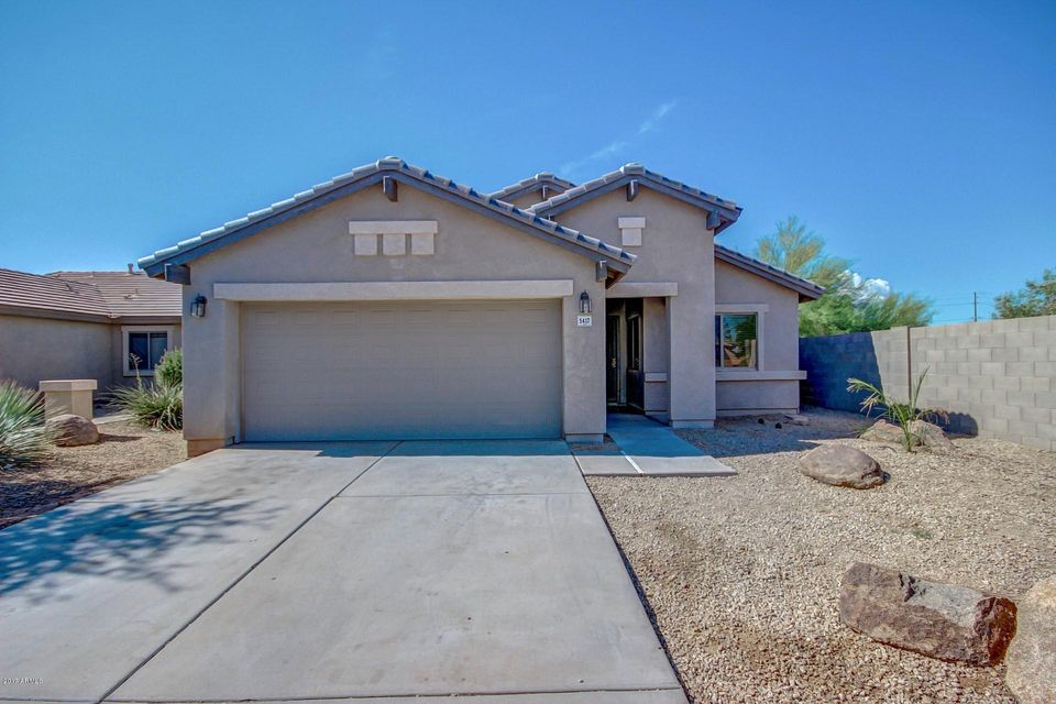 5417 W JESSICA Lane, Laveen, AZ 85339