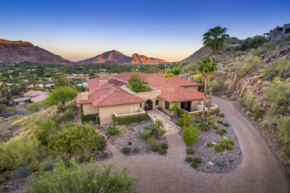 Single Family Home for Sale at 8002 N 47th Street Paradise Valley, Arizona,85253 United States