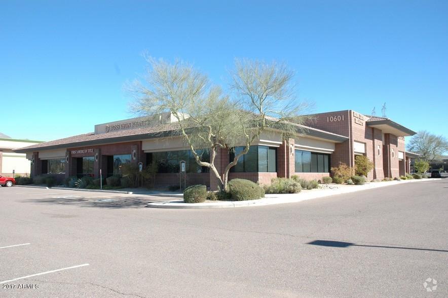 10601 N FRANK LLOYD WRIGHT Boulevard 100, Scottsdale, AZ 85259
