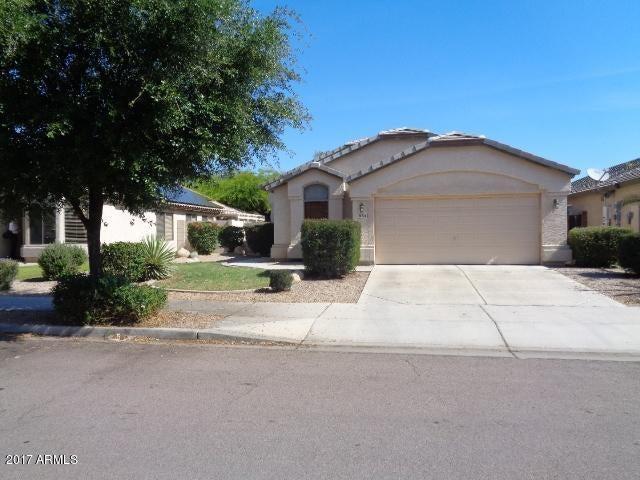 16738 W Melvin Street, Goodyear, AZ 85338