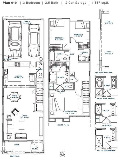 MLS 5604713 12334 W CACTUS BLOSSOM Trail, Peoria, AZ Peoria AZ Newly Built