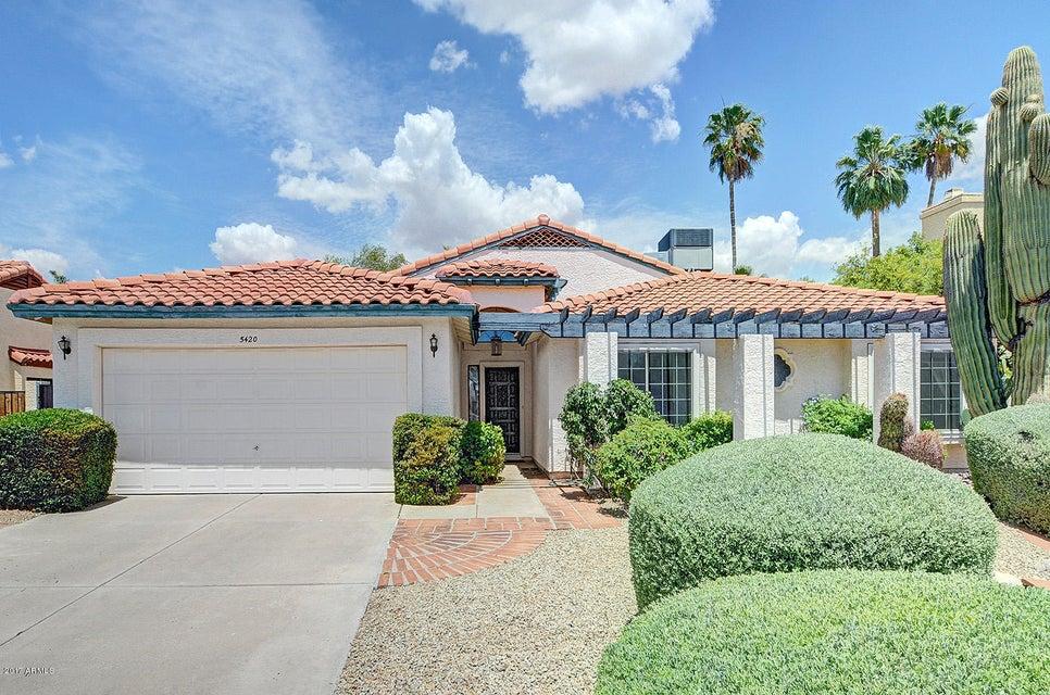 5420 E PARADISE Lane, Scottsdale, AZ 85254