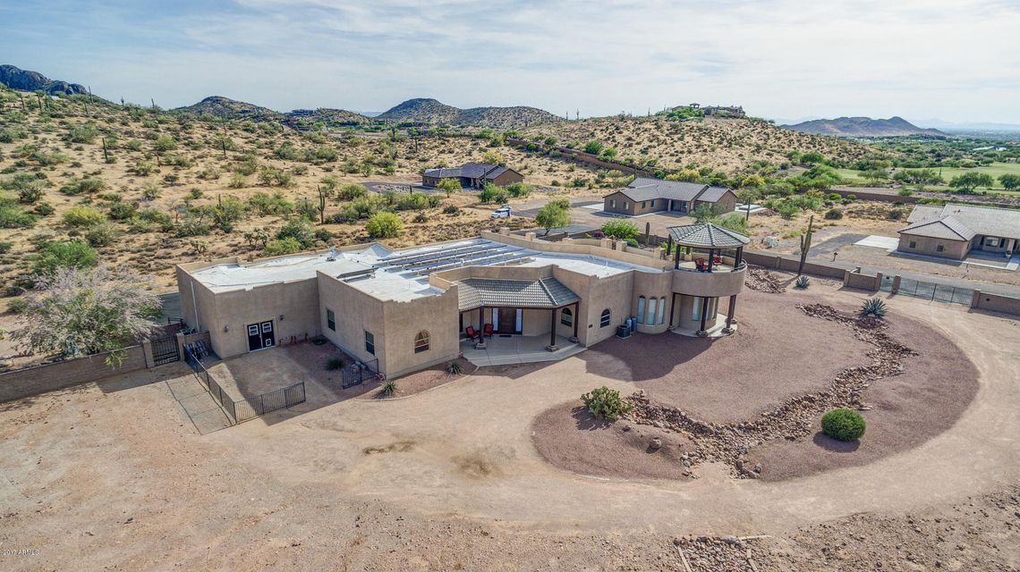 MLS 5605319 2991 S MORNINGSIDE Lane, Gold Canyon, AZ Gold Canyon Horse Property for Sale