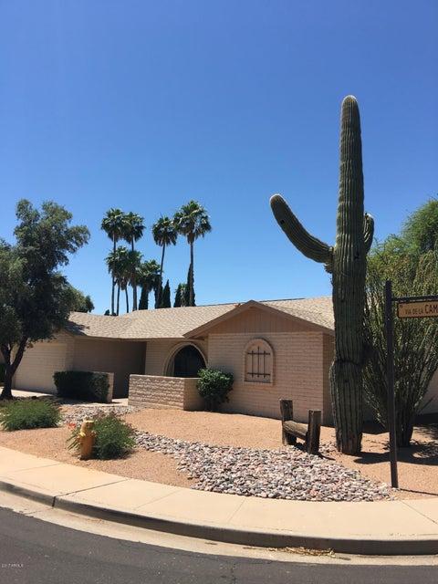 7642 N VIA DE LA CAMPANA --, Scottsdale, AZ 85258