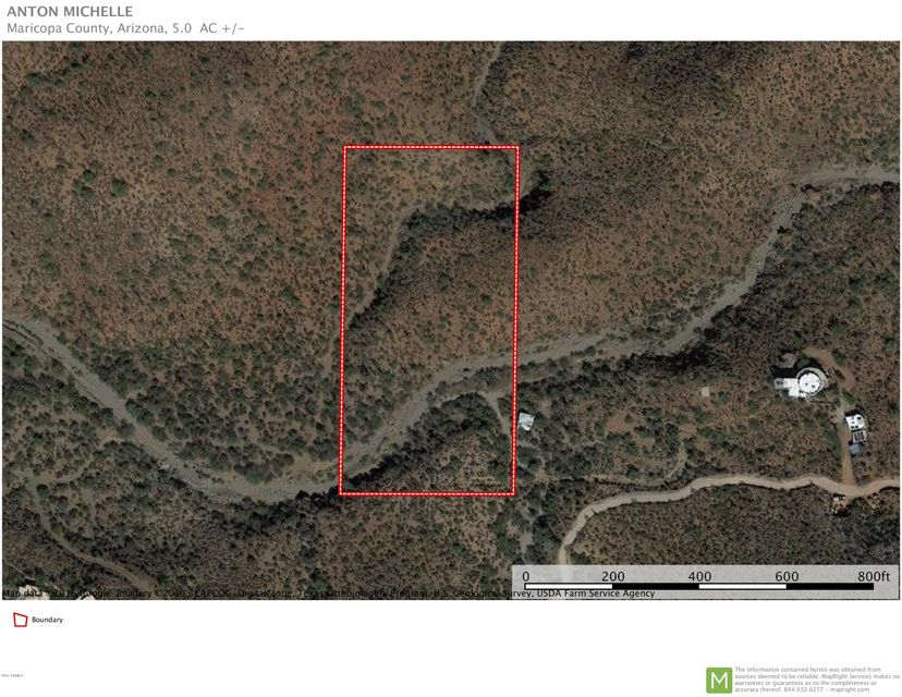 0000 N Cottonwood Canyon Lot 0, Cave Creek, AZ 85331
