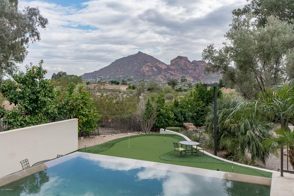 Single Family Home for Sale at 7120 N 46th Street Paradise Valley, Arizona,85253 United States