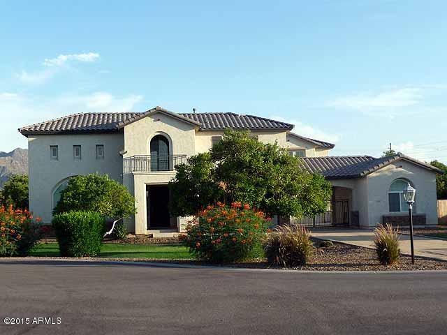 3243 E VALLEJO Court, Gilbert, AZ 85298
