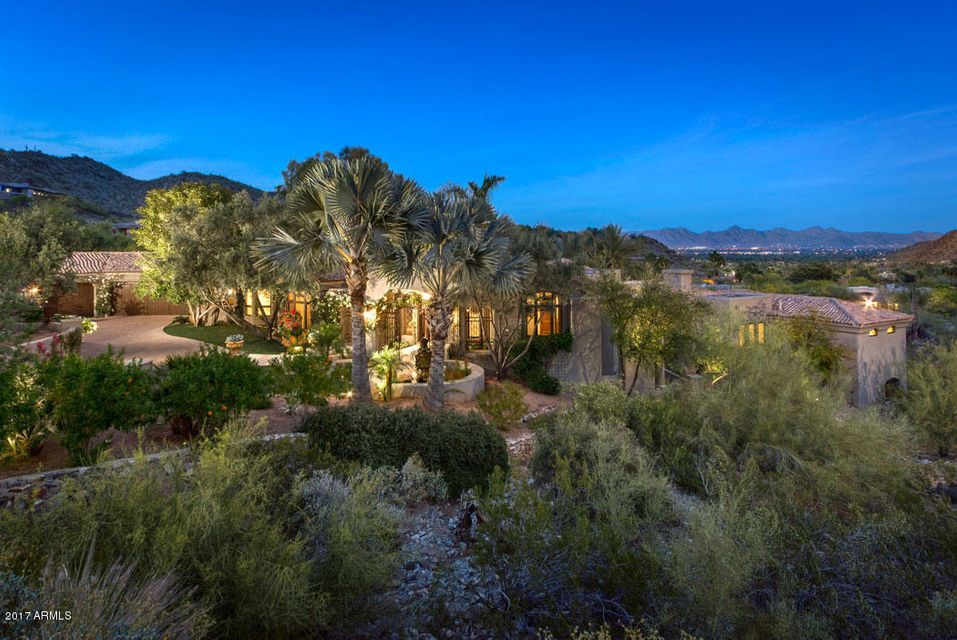Additional photo for property listing at 4532 E Desert Park Place 4532 E Desert Park Place Paradise Valley, Arizona,85253 United States