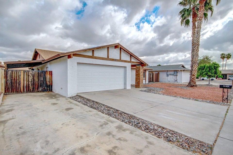 4830 W TURQUOISE Avenue, Glendale, AZ 85302