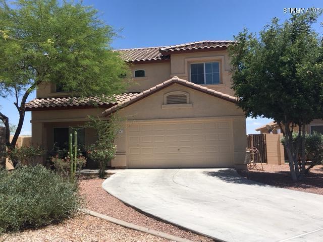1263 S 220TH Drive, Buckeye, AZ 85326