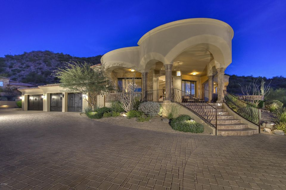 Photo of 8442 E VISTA CANYON Circle, Mesa, AZ 85207