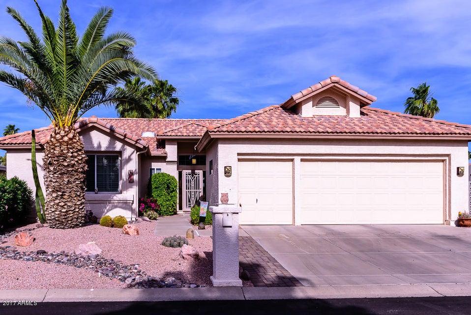 26041 S BURNABY Court, Sun Lakes, AZ 85248