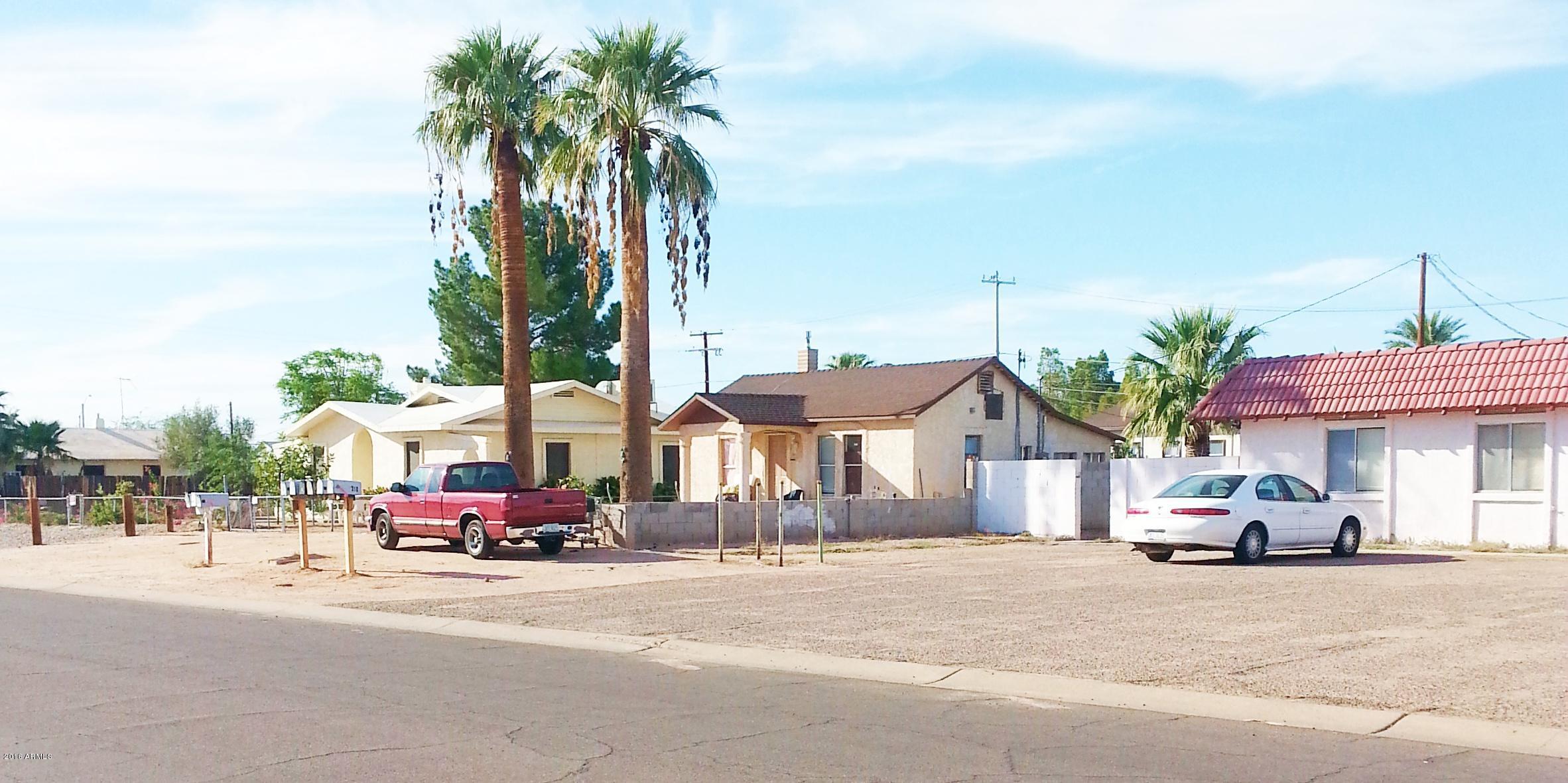 218 W 8TH Street, Casa Grande, AZ 85122