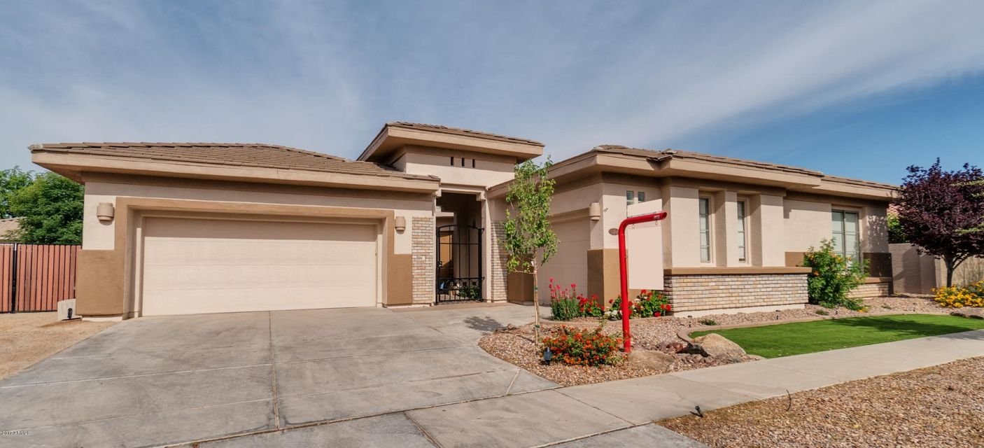 MLS 5590486 4576 S RANGER Trail, Gilbert, AZ 85297 Gilbert AZ Power Ranch