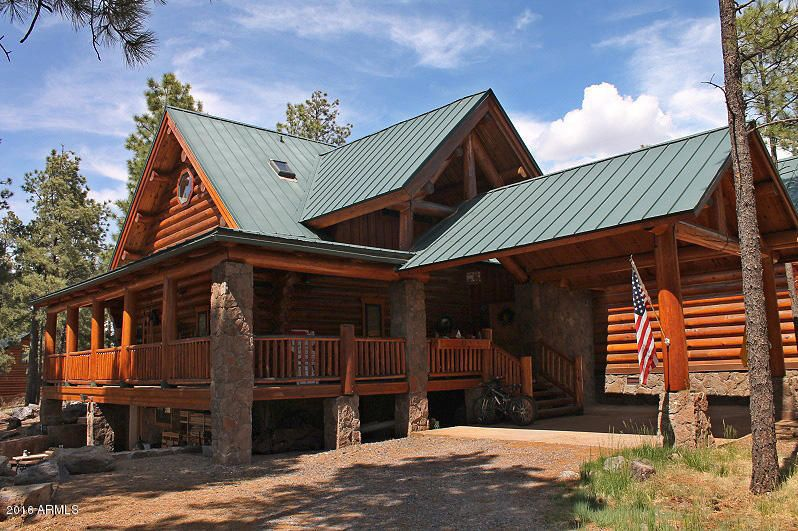 38721 STATE ROUTE 373 --, Greer, AZ 85927