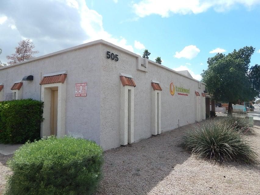 505 W UNIVERSITY Drive, Tempe, AZ 85281