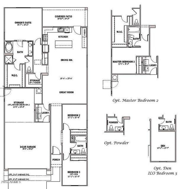 MLS 5606383 2614 S 116TH Avenue, Avondale, AZ Avondale AZ Luxury