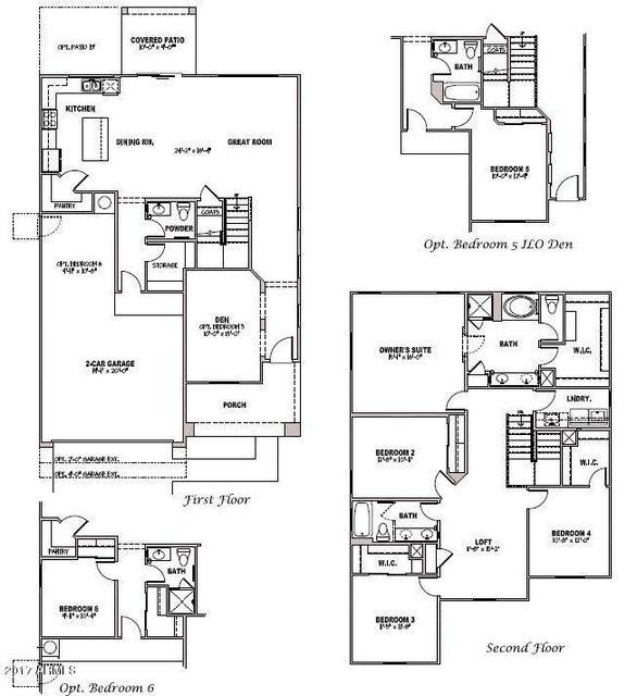 MLS 5606388 2621 S 116TH Avenue, Avondale, AZ 85323 Avondale AZ Newly Built