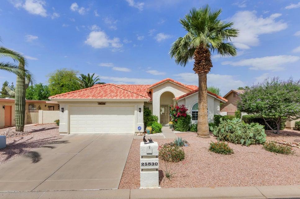 25830 S BOXWOOD Drive, Sun Lakes, AZ 85248