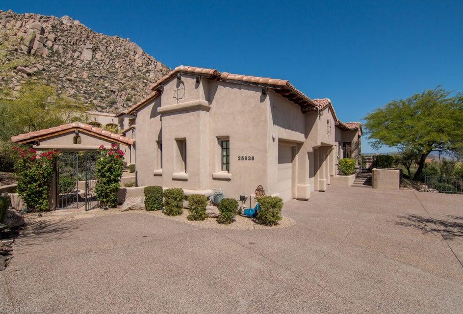 Casa Unifamiliar por un Venta en 25636 N 113th Way 25636 N 113th Way Scottsdale, Arizona,85255 Estados Unidos
