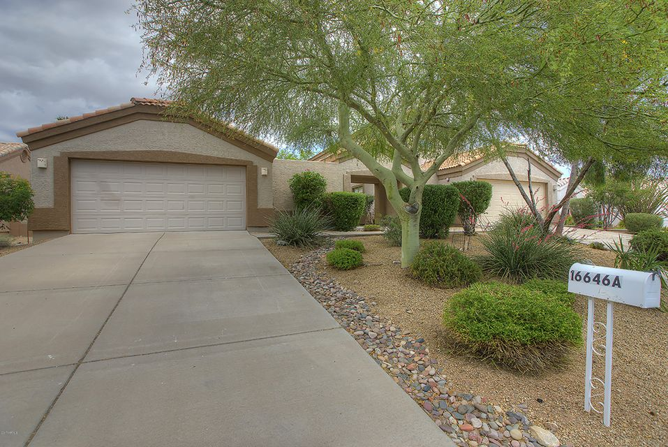 16646 E ASHBROOK Drive A, Fountain Hills, AZ 85268