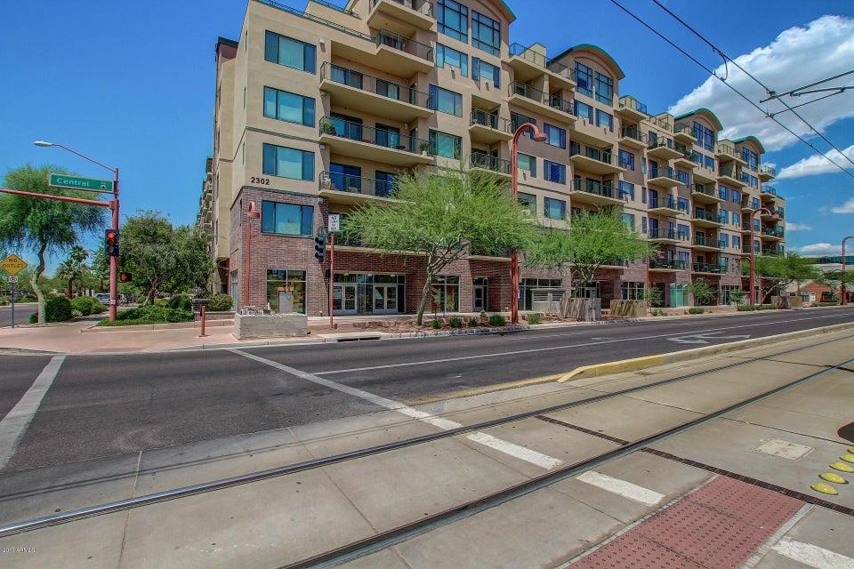 MLS 5607025 2302 N CENTRAL Avenue Unit 613 Building C, Phoenix, AZ 85004 Phoenix AZ Tapestry On Central