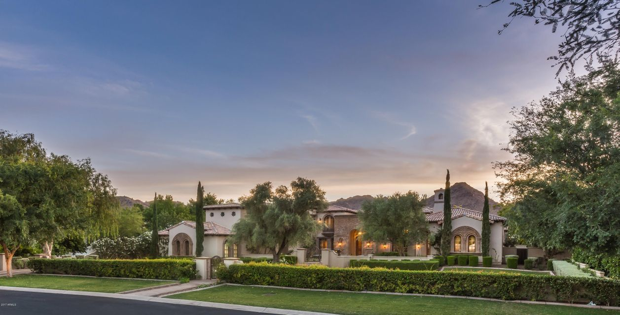 MLS 5611649 7714 N Calle Caballeros --, Paradise Valley, AZ 85253 Paradise Valley AZ Custom Home