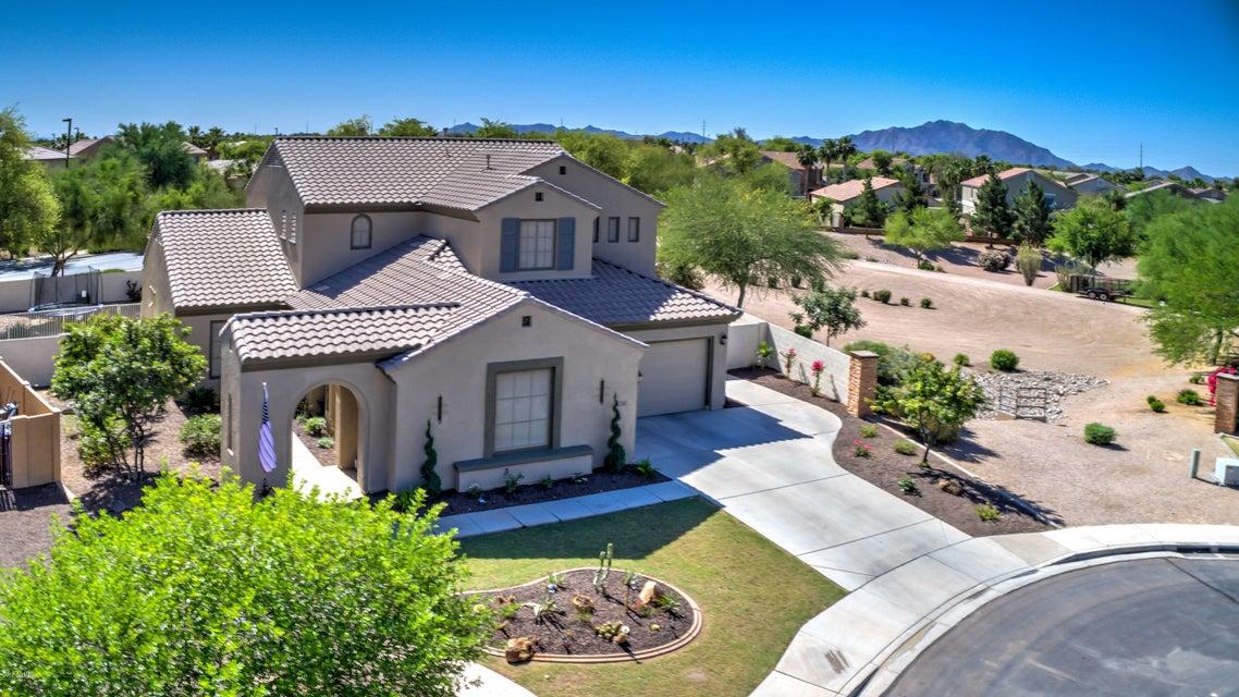 4381 S ROCK Street, Gilbert, AZ 85297
