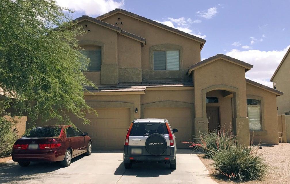 36503 W COSTA BLANCA Drive, Maricopa, AZ 85138